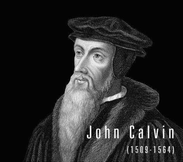 research paper on john calvin